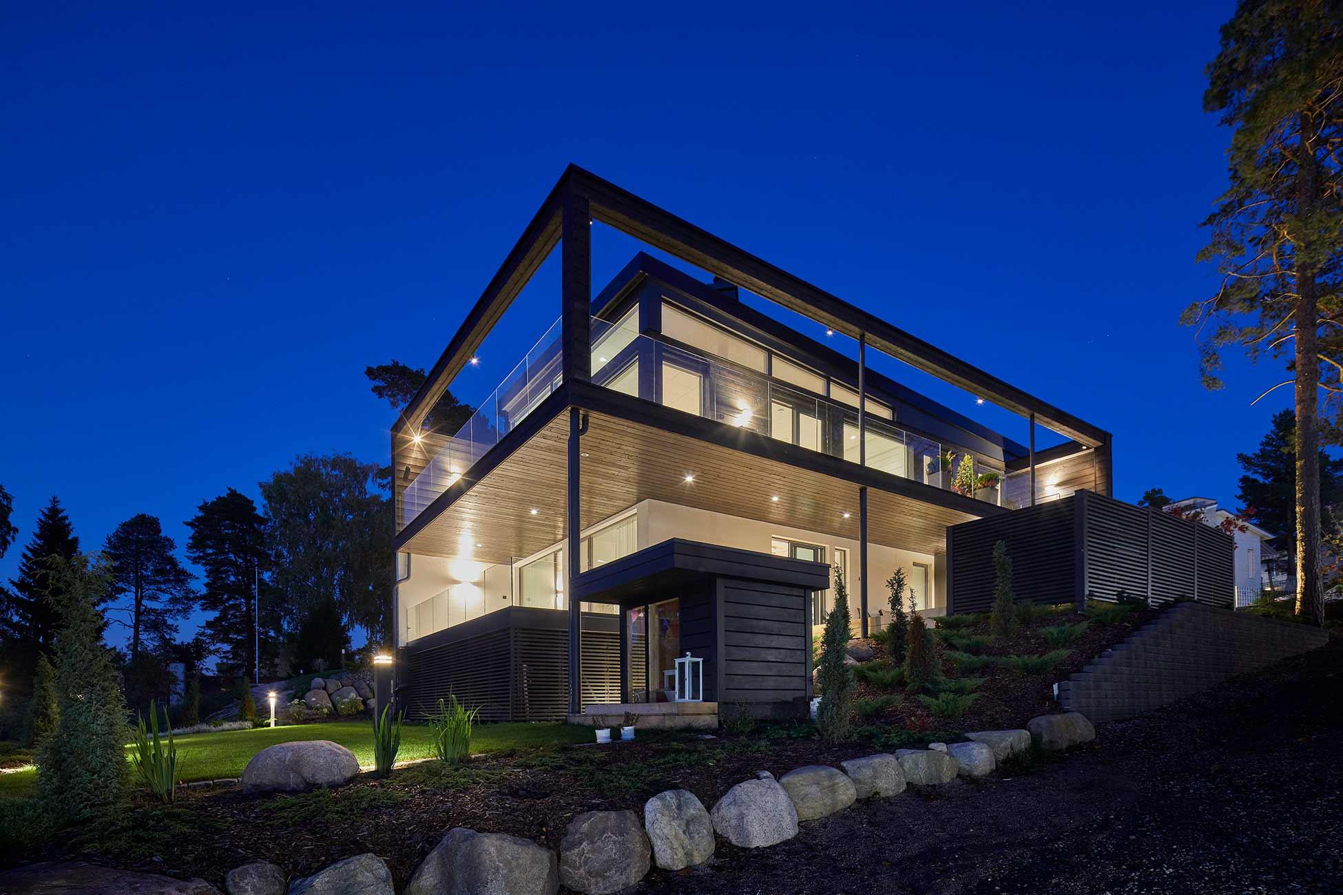 Tilasi valaistussuunnittelu & sisustussuunnittelu Koti T