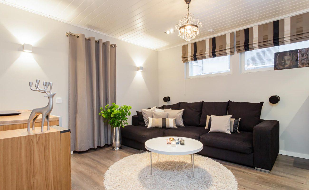 Tilasi sisustussuunnittelu ja valaistussuunnittelu Koti L