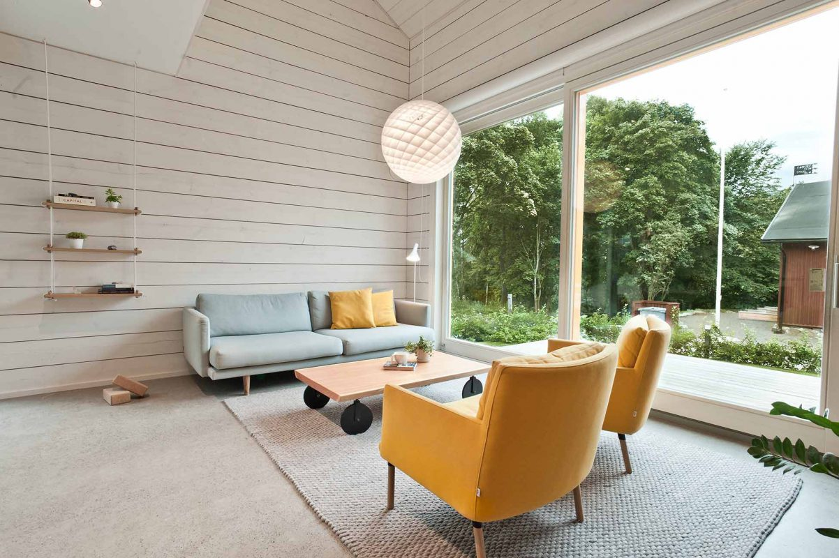 Tilasi sisustussuunnittelu ja valaistussuunnittelu Koti V