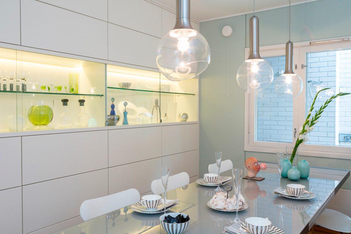 Tilasi sisustussuunnittelu ja valaistussuunnittelu Koti P