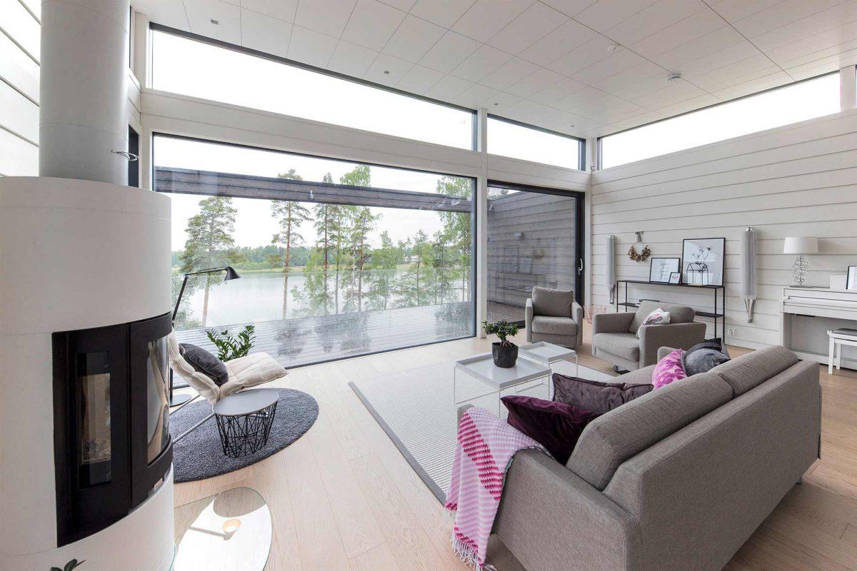 Tilasi sisustussuunnittelu ja valaistussuunnittelu Talo T